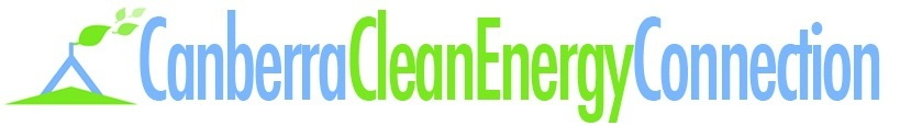 Canberra Clean Energy Logo