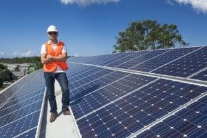 Rootop Solar Plant